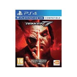 PlayStation 4 Game Tekken 7