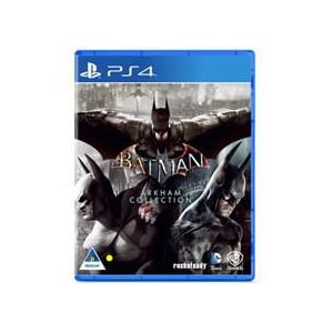 PlayStation 4 Game Batman Arkham Collection