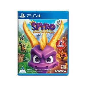 PlayStation 4 Game Spyro Reignited Trilogy
