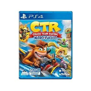 PlayStation 4 Game Crash Team Racing