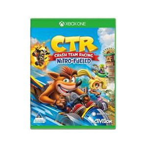 Xbox One Game Crash Team Racing