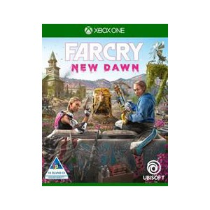 Xbox One Game Far Cry New Dawn