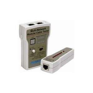 Goldtool LAN Cable Tester with Cables