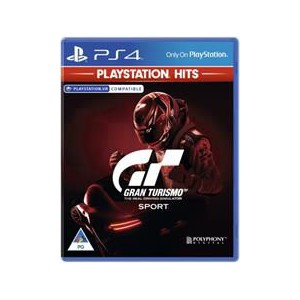 PlayStation 4 Game Gran Turismo Sport