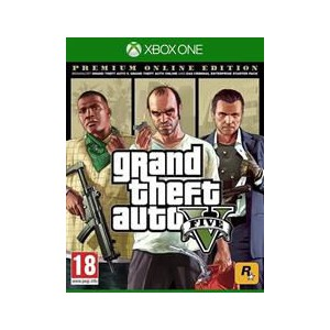 Xbox One Game Grand Theft Auto 5