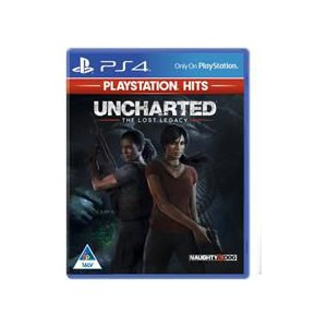 PlayStation 4 Game Uncharted: The Lost Legacy (PS4 Hits)