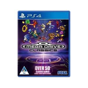 PlayStation 4 Game Sega Megadrive Classics