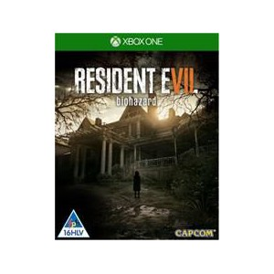 Xbox One Game Resident Evil 7