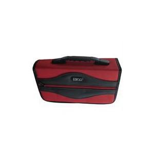 Ebox Red & Black 104pcs Cd Wallet