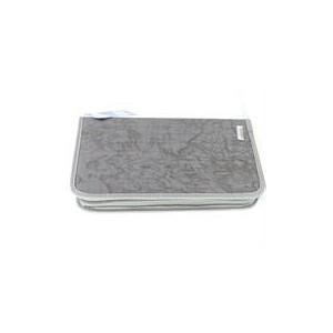 Ebox 80pcs Cd Wallet Grey Map