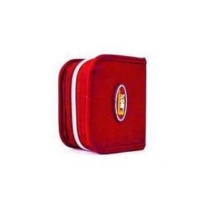 Ebox Little Cd/ Dvd Bag - Red