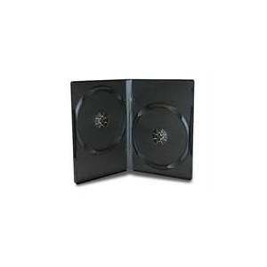 Unique Dvd Case Single Black - 14Mm