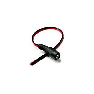 Securnix DC Jack - 300mm Lead Female