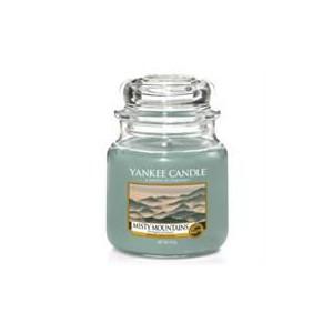Yankee Candle Misty Mountains Medium Jar