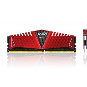 ADATA XPG Z1 32GB (4 x 8GB) 288-Pin DDR4 SDRAM DDR4 2800 (PC4 22400) Desktop Memory Model AX4U2800W8G17-QRZ