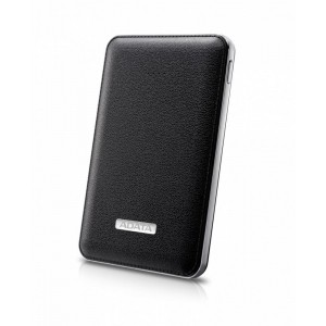 Adata 5100mAh PV120 Black Powerbank - Dual USB