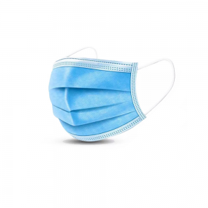 Disposable 3-Ply Medical Mask - 50pc