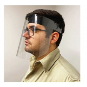 Face Shield with Anti-fog Design (200 Micron) - 100pcs