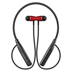 Volkano Aeon+ Series Bluetooth Earphones with Neckband - Red