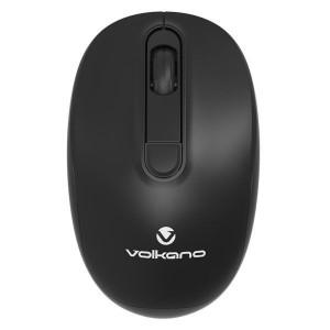Volkano Jade Series Wireless Mouse - Black