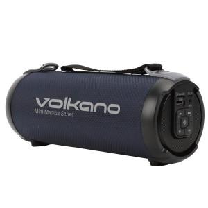 Volkano Mini Mamba Series Bluetooth Speaker - Blue