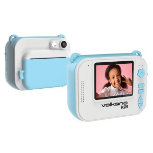 Volkano Kids Pronto Series Instant Digital Camera - Blue