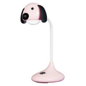 Lumo Neon Series LED Desk Lamp - Pink Dog