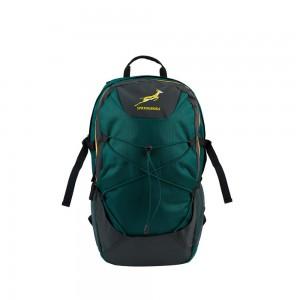 Springbok Flanker 28L Daypack - Green/Gold