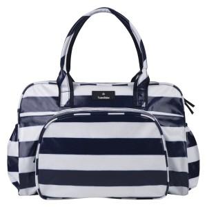 Totes Babe Milagro Diaper Bag 26L - Navy/White