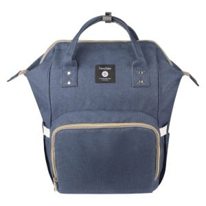 Totes Babe Alma 18L Diaper Backpack - Navy