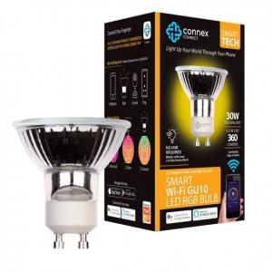 Connex Connect Smart Wi-Fi 4.5W LED Bulb GU10