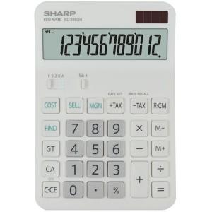 Sharp EL-338GN 12 Digit Desktop Calculator