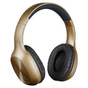 Bounce Samba Series Bluetooth Headphones - Champagne Gold