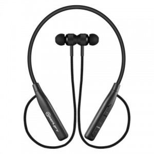 Amplify Cappella Series Bluetooth Earphones with Neckband - Black