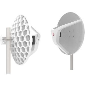 MikroTik LHG Wireless Wire 60GHz PtP Dish Kit