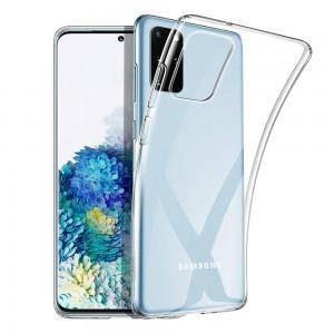 TUFF-LUV  Gel Case for  Samsung Galaxy S20 Ultra / 5G - Clear