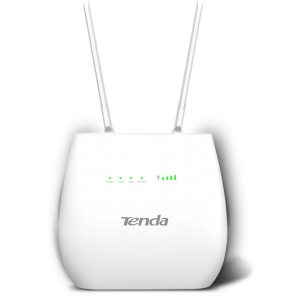 Tenda 4G LTE 300Mbps WiFi Router with SIM Slot-4G680