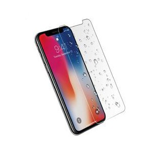 Tuff-Luv 6D 9H Tempered Glass Screen Protecor for Apple iPhone 11 Pro - Clear (Non Scratch)