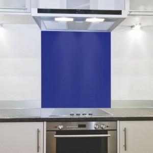 Parrot Hob Splashback - Royal Blue (898 x 700 x 4mm)