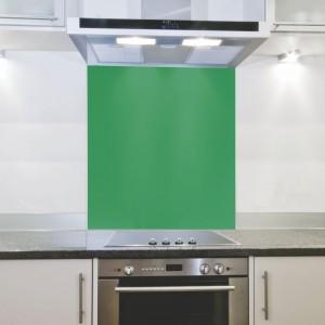 Parrot Hob Splashback - Green (898 x 700 x 4mm)