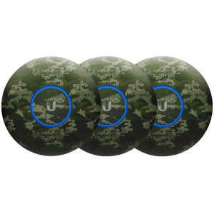 Ubiquiti UniFi AC nanoHD Cover Camo 3 Pack