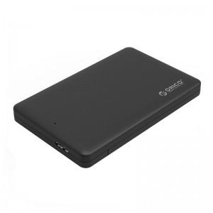Orico 2.5 USB2.0 External HDD Enclosure - Black