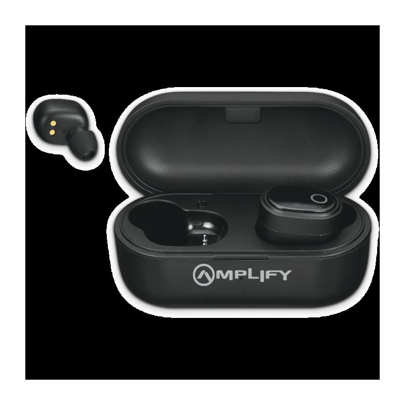 Amplify Mobile Series True Wireless Ear Buds - Black
