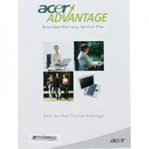 Acer Advantage Warranty Upgrade - 2 Year to 3 Year Fetch Repair And Return (FRR) for Acer Projectors