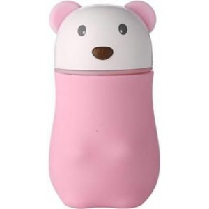 Casey Lovely Bear Shaped Multifunctional Portable 180ml USB Humidifier Air Purifier