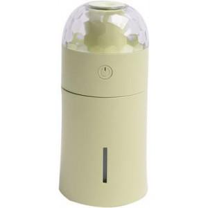 Casey X7 Magic Multifunctional Portable 175ml USB Humidifier Air Purifier - Green