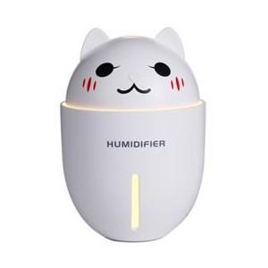 Casey Adorable Pet Design Multifunctional Portable 320ml USB Humidifier Air Purifier