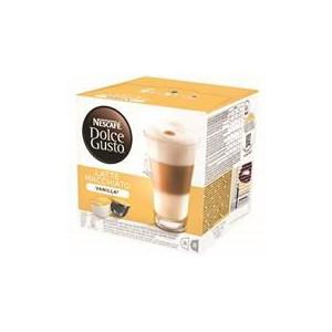 Nescafe Dolce Gusto Pods - Vanilla Latte Machiatto - 16 Capsules