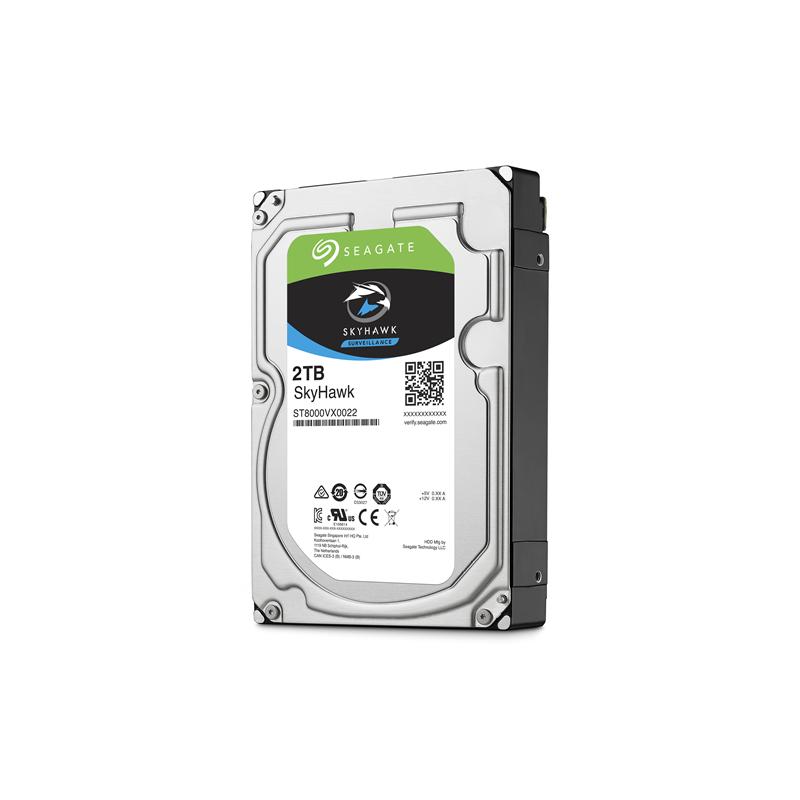 Seagate CH22-8 2TB SkyHawk Surveillance HDD