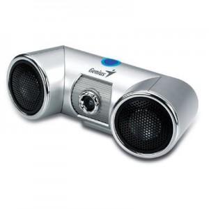 Genius 32200074101 Look 313 USB Web Camera - Silver